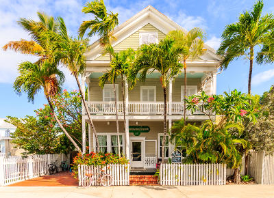 Key West Commercial For Sale: 527 Fleming Street