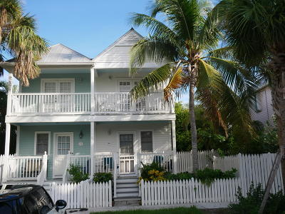 Key West Condo/Townhouse For Sale: 34 Kingfisher Lane