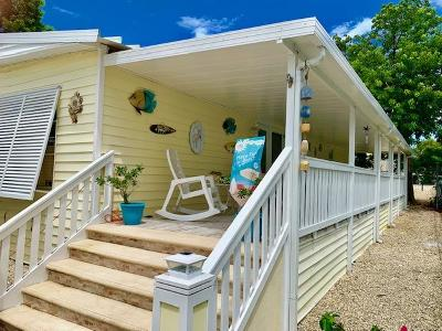 Key Largo Mobile/Manufactured For Sale: 26 Swallow Road
