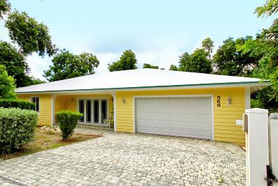Single Family Home For Sale: 566 Bonito Avenue