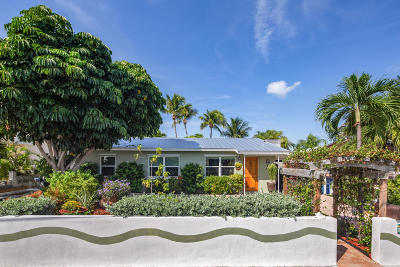 Key West, Stock Island, Geiger, Key Haven, Shark Key Single Family Home For Sale: 17 Aster Terrace