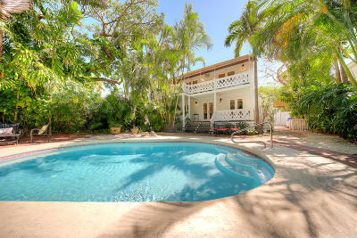 Key West Commercial For Sale: 623 Southard Street