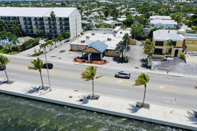 Key West Commercial For Sale: 3428 N Roosevelt Boulevard #1 2 3 4