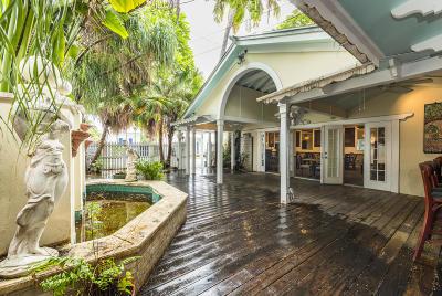Key West Commercial For Sale: 532 Margaret Street