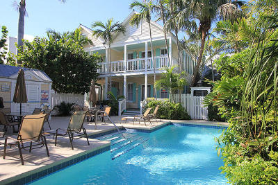 Key West Condo/Townhouse For Sale: 1211 Grinnell Street #F