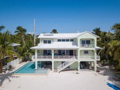 Islamorada, Key Largo Single Family Home For Sale: 75333 Overseas Highway