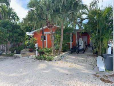 Key West FL Single Family Home For Sale: $595,000
