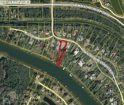 Residential Lots & Land For Sale: 8 Island Estates Pkwy