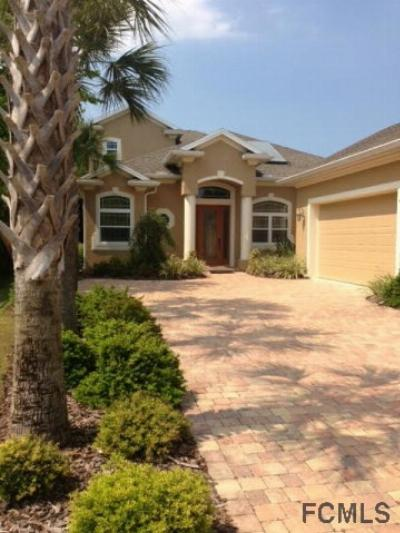 Palm Coast Plantation Rental For Rent: 25 Emerald Lake Court