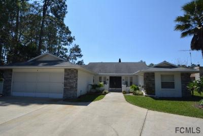 Palm Coast FL Rental For Rent: $2,300