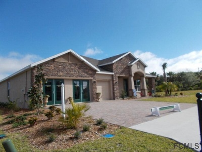 Flagler Beach Single Family Home For Sale: 10 Eagle Lake Dr