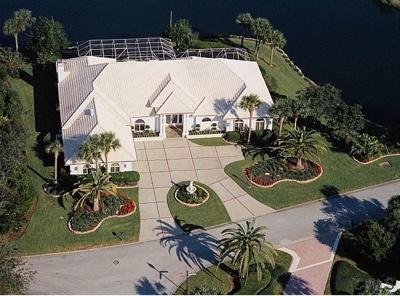 Hammock Dunes Single Family Home For Sale: 2 Via Verona