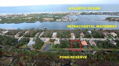 Palm Coast Plantation Residential Lots & Land For Sale: 192 Riverwalk Dr S