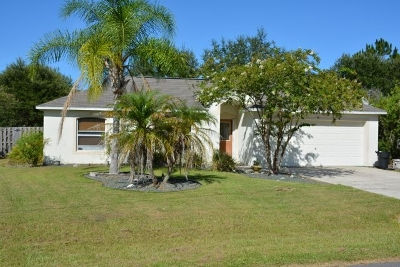 Matanzas Woods Single Family Home For Sale: 46 Langdon Drive