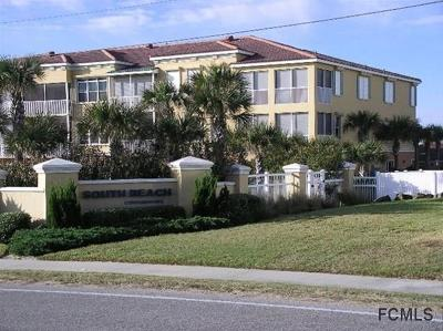 Flagler County Condo/Townhouse For Sale: 3651 Central Ave S #204