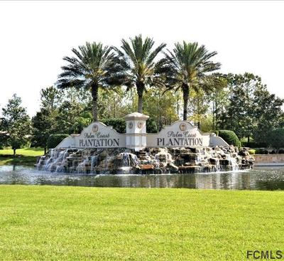 Palm Coast Plantation Residential Lots & Land For Sale: 207 Heron Dr