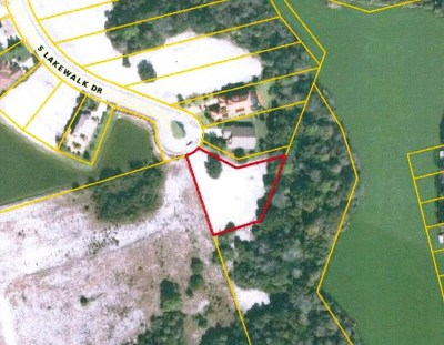 Palm Coast Plantation Residential Lots & Land For Sale: 19 Lakewalk Dr S