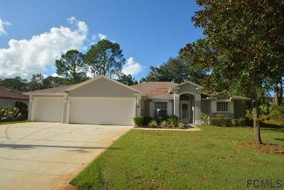 Palm Coast FL Rental For Rent: $2,500