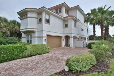 Palm Coast Single Family Home For Sale: 301 Ocean Crest Drive
