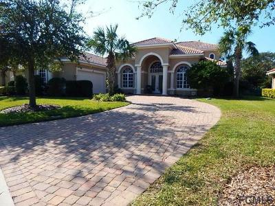 Palm Coast Single Family Home For Sale: 6 Las Palmas Way