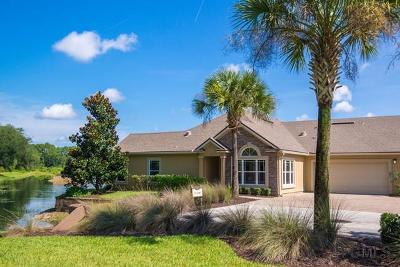 St Augustine Condo/Townhouse For Sale: 411-D Seloy Dr #--