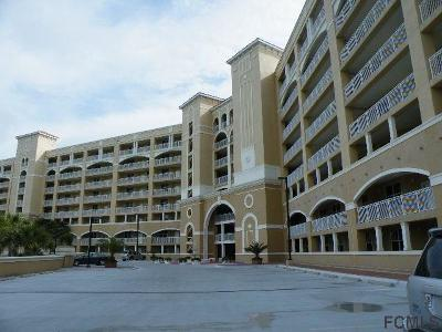 Flagler County Condo/Townhouse For Sale: 80 Surfview Drive #813