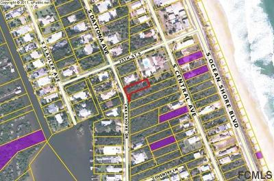 Flagler Beach Residential Lots & Land For Sale: 25xx Lakeshore Dr