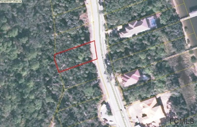 Palm Coast Plantation Residential Lots & Land For Sale: 232 S Riverwalk Dr S