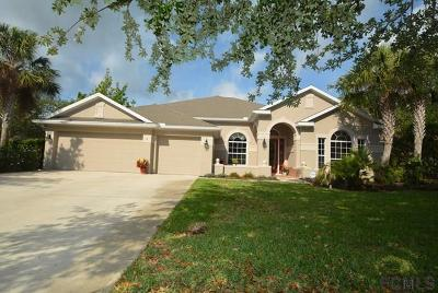 Palm Coast Single Family Home For Sale: 5 Long Lake Way
