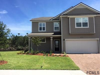 Palm Coast Single Family Home For Sale: 34 Country Club Harbor Circle