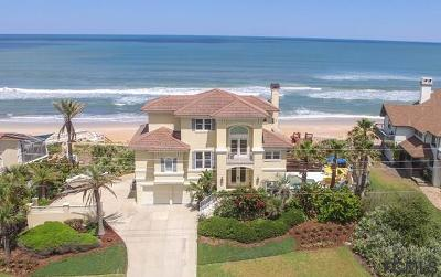Flagler Beach Single Family Home For Sale: 3399 Ocean Shore Blvd N