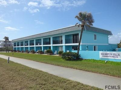 Flagler Beach Condo/Townhouse For Sale: 1766 N Central Ave N #1766