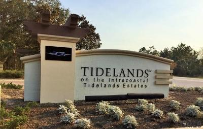 Tidelands Condo/Townhouse For Sale: 200 Riverview Bend S #923