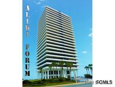 Daytona Beach Condo/Townhouse For Sale: 2200 Atlantic Ave N #401