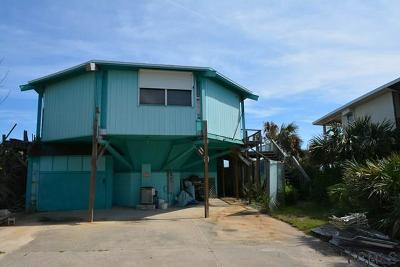 Flagler Beach Single Family Home For Sale: 3221 N Ocean Shore Blvd