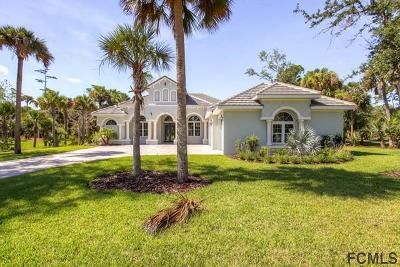 Bunnell Single Family Home For Sale: 2 Humming Bird Cir