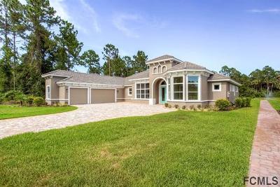 Bunnell Single Family Home For Sale: 16 Deer Park Dr