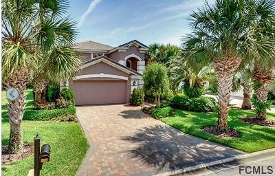 Palm Coast Single Family Home For Sale: 11 Sandpiper Ln