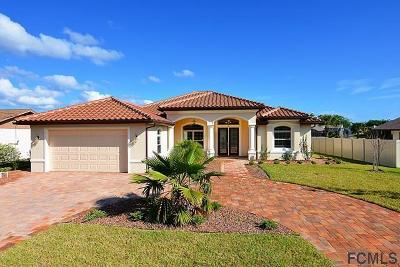 Palm Coast Single Family Home For Sale: 51 Collingwood Lane