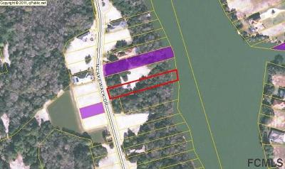 Palm Coast Plantation Residential Lots & Land For Sale: 38 Lakewalk Dr N