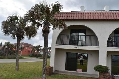 Flagler County Condo/Townhouse For Sale: 1601 North Ocean Shore Blvd #1601