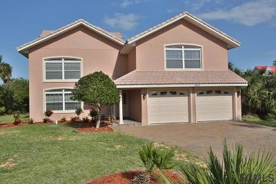 Flagler Beach Single Family Home For Sale: 3001 Painters Walk