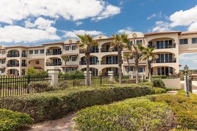Flagler Beach Condo/Townhouse For Sale: 2450 N Ocean Shore Blvd N #C-214