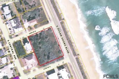 Flagler Beach Residential Lots & Land For Sale: 1000 Ocean Shore Blvd S