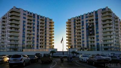 Daytona Beach Condo/Townhouse For Sale: 925 N Halifax Avenue #1105