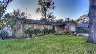 Ormond Beach Single Family Home For Sale: 402 Collins Street