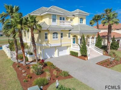 Beverly Beach Single Family Home For Sale: 82 Hidden Cove