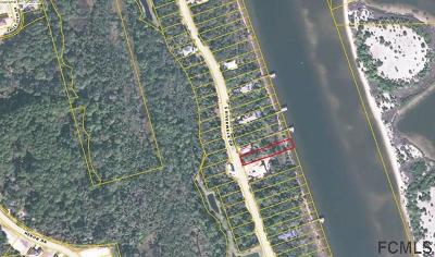 Palm Coast Plantation Residential Lots & Land For Sale: 243 Riverwalk Dr S
