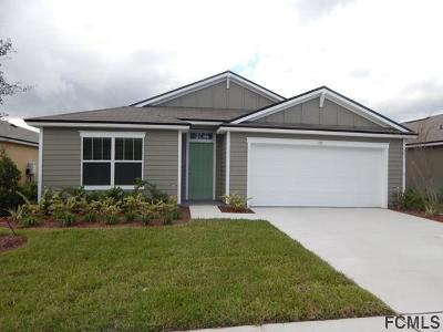 Bunnell Single Family Home For Sale: 115 Fairway Ct