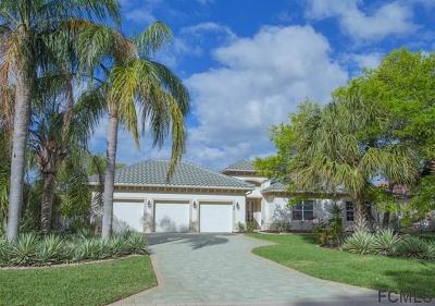 Palm Harbor Single Family Home For Sale: 20 Old Oak Dr S